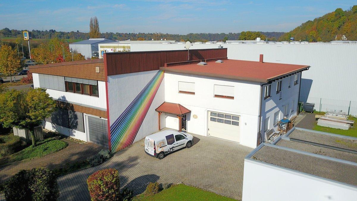 Unser Firmengebäude: