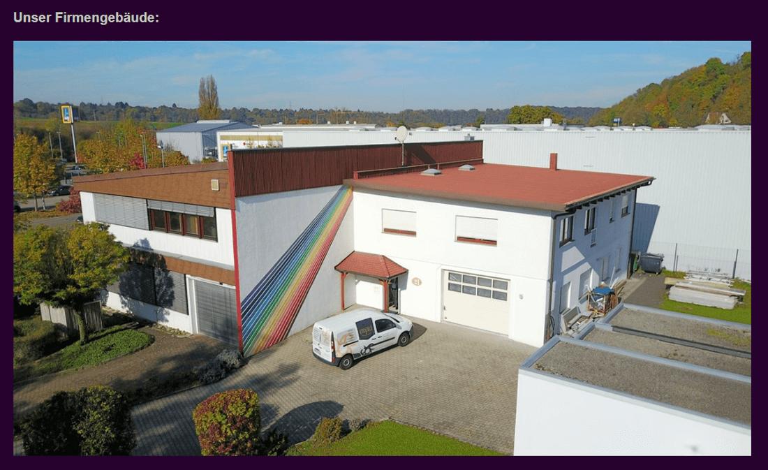 Malerbetrieb für  Alfdorf, Spraitbach, Lorch, Durlangen, Ruppertshofen, Täferrot, Wäschenbeuren und Mutlangen, Welzheim, Schwäbisch Gmünd